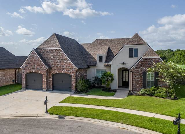 207 Coco Palm Court, Youngsville, LA 70592 (MLS #20006188) :: Keaty Real Estate
