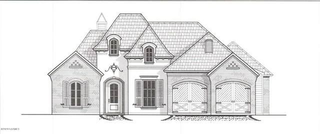 411 Last Quarter Drive, Youngsville, LA 70592 (MLS #20006517) :: Keaty Real Estate