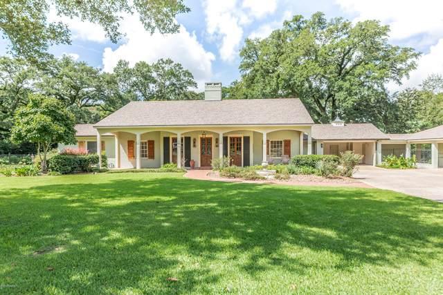 150 Twin Oaks Boulevard, Lafayette, LA 70503 (MLS #20006554) :: Keaty Real Estate
