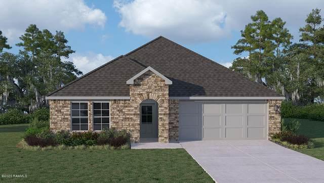 126 Emerald Star Lane, Lafayette, LA 70506 (MLS #20006711) :: Keaty Real Estate