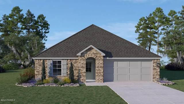 134 Emerald Star Lane, Lafayette, LA 70506 (MLS #20006715) :: Keaty Real Estate