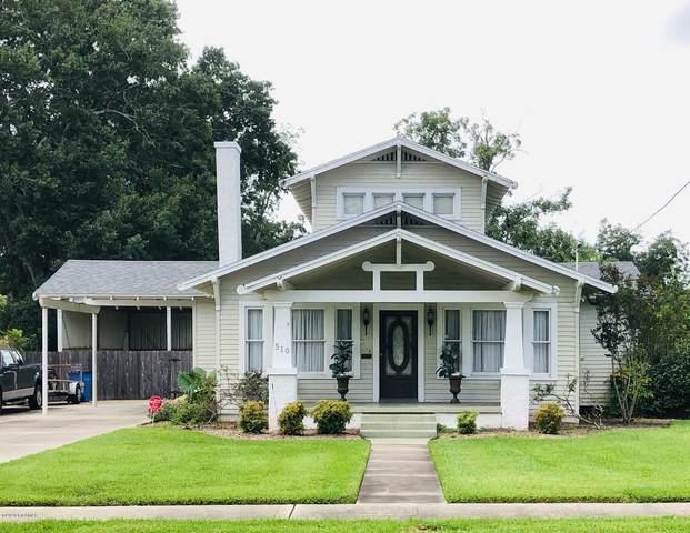 510 Adams Street, Franklin, LA 70538 (MLS #20006726) :: Keaty Real Estate