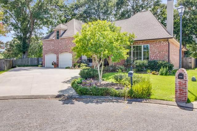 119 Merlot Drive, Lafayette, LA 70508 (MLS #20007013) :: Keaty Real Estate