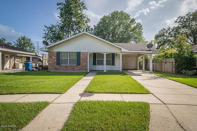 607 Churchill Drive, Lafayette, LA 70506 (MLS #20007123) :: Keaty Real Estate