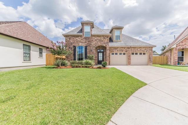 212 Shady Ridge Lane, Lafayette, LA 70508 (MLS #20007178) :: Keaty Real Estate