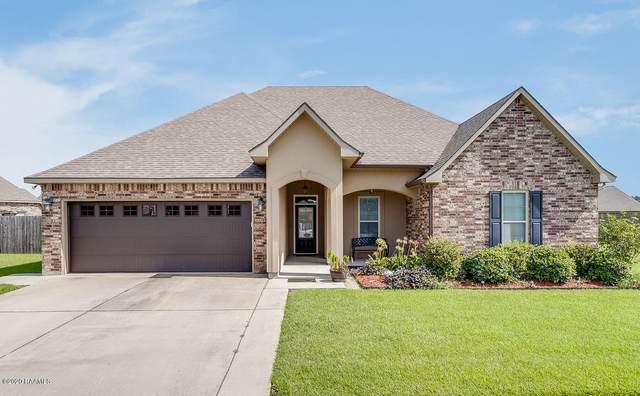 112 Sapphire Springs Road, Youngsville, LA 70592 (MLS #20007180) :: Keaty Real Estate