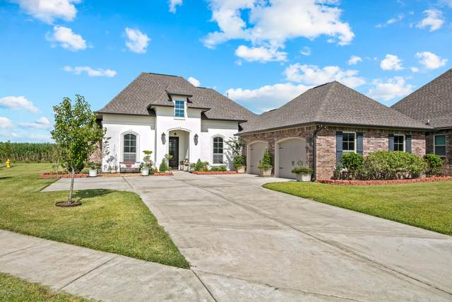 132 Chemet Road, Youngsville, LA 70592 (MLS #20007217) :: Keaty Real Estate
