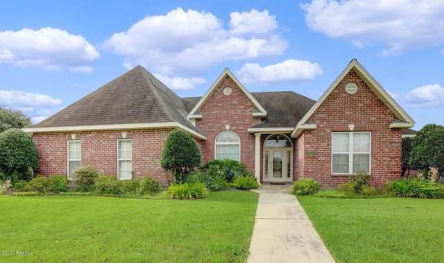 2434 Lakewood Drive, Opelousas, LA 70570 (MLS #20007360) :: Keaty Real Estate