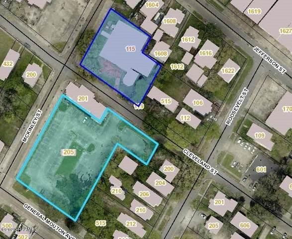 115 & 205 Mckinley Street, Lafayette, LA 70501 (MLS #20007520) :: Keaty Real Estate