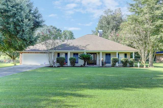 304 La Rue Christ-Roi, Carencro, LA 70520 (MLS #20007551) :: Keaty Real Estate