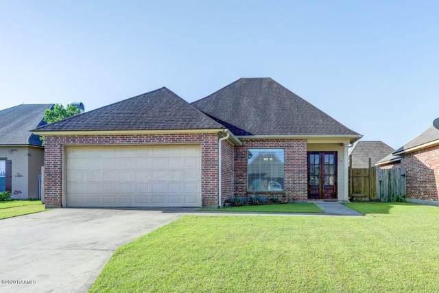 108 Fox Creek Drive, Youngsville, LA 70592 (MLS #20007958) :: Keaty Real Estate