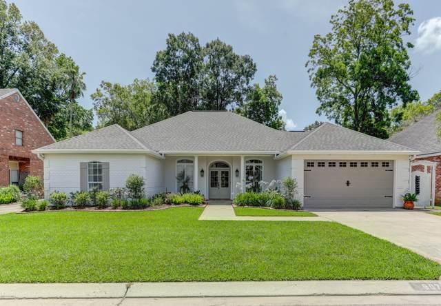 907 Beaujolais Parkway, Lafayette, LA 70503 (MLS #20007984) :: Keaty Real Estate