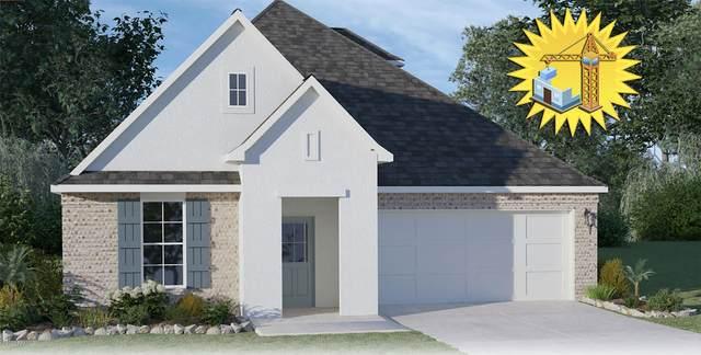 203 New Trails Lane, Lafayette, LA 70508 (MLS #20008079) :: Keaty Real Estate
