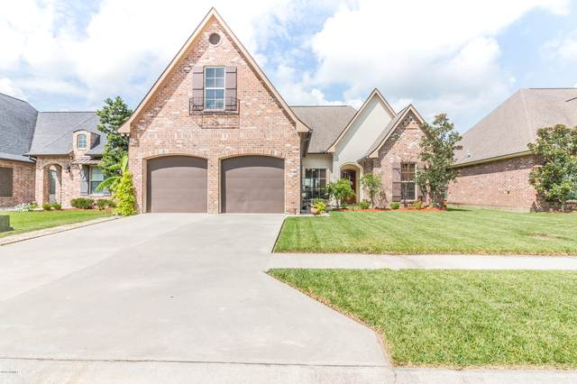 208 Country Park Drive, Youngsville, LA 70592 (MLS #20008123) :: Keaty Real Estate
