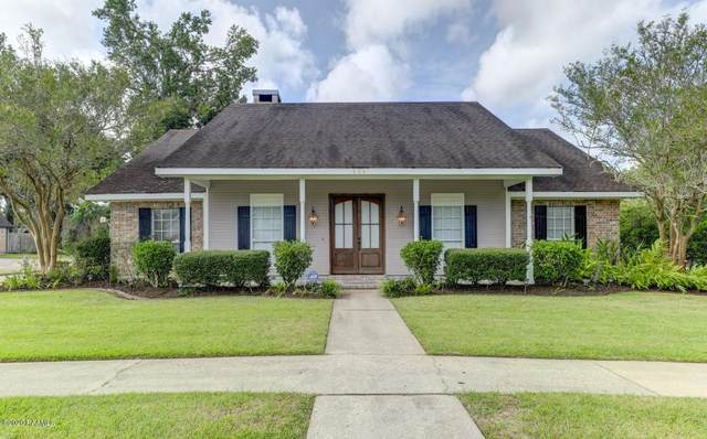 604 Canaan Drive, Lafayette, LA 70508 (MLS #20008187) :: Keaty Real Estate