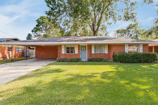 203 Genevieve Drive, Lafayette, LA 70503 (MLS #20008197) :: Keaty Real Estate
