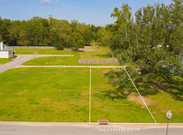 104 Carnaby Drive, Lafayette, LA 70508 (MLS #20008219) :: Keaty Real Estate