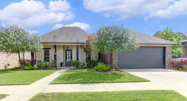 103 Spring View Drive, Youngsville, LA 70592 (MLS #20008275) :: Keaty Real Estate