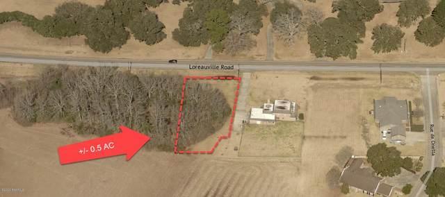 Lot 4/4a Loreauville Road, New Iberia, LA 70563 (MLS #20008357) :: Keaty Real Estate