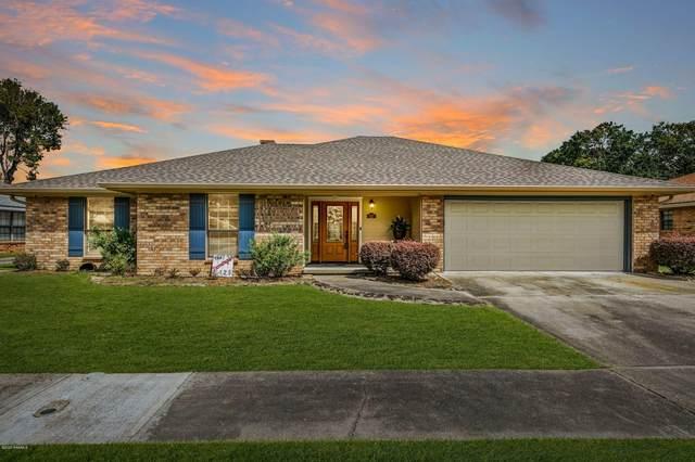 125 Conque Drive, Lafayette, LA 70506 (MLS #20008372) :: Keaty Real Estate