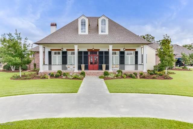 112 Red Robin Trail, Lafayette, LA 70508 (MLS #20008391) :: Keaty Real Estate