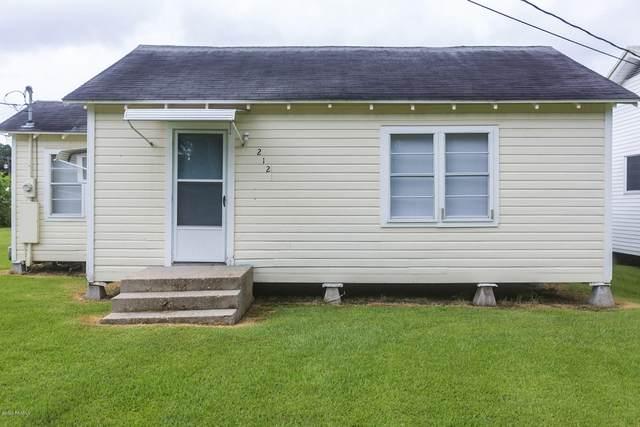 212 Acadian Street, New Iberia, LA 70560 (MLS #20008404) :: Keaty Real Estate