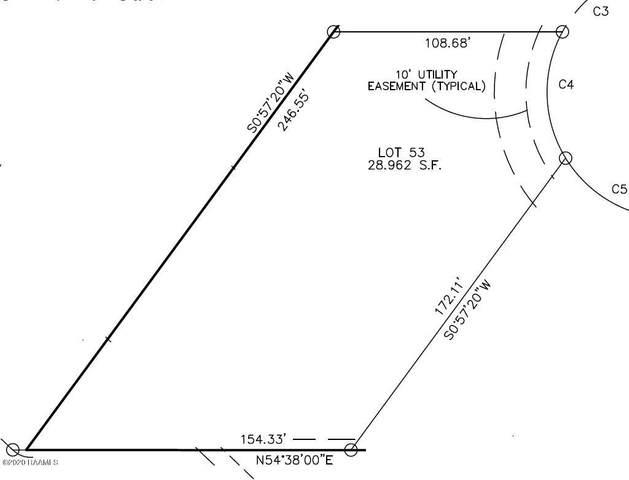 53 Bernadette Drive, Breaux Bridge, LA 70517 (MLS #20008407) :: Keaty Real Estate