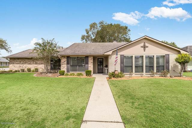114 Pullin Drive, Youngsville, LA 70592 (MLS #20008412) :: Keaty Real Estate