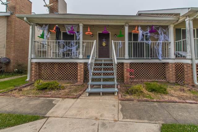 100 Teal Lane #46, Lafayette, LA 70507 (MLS #20008473) :: Robbie Breaux & Team