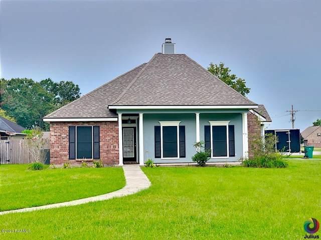 100 Brownfield Drive, Broussard, LA 70518 (MLS #20008476) :: Keaty Real Estate