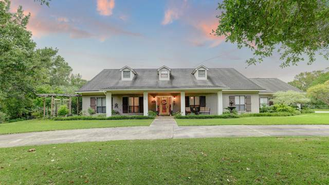 351 Fort Hamilton Drive, Opelousas, LA 70570 (MLS #20008487) :: Keaty Real Estate