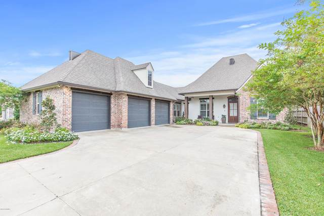 122 Carriage Lakes Drive, Youngsville, LA 70592 (MLS #20008525) :: Robbie Breaux & Team
