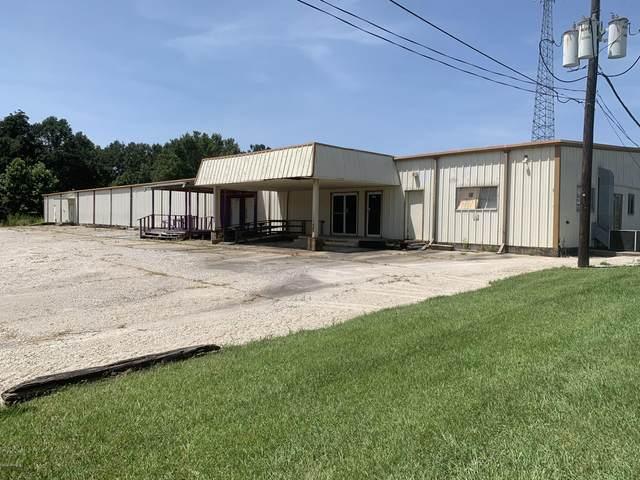 1427 W Linwood Drive, Opelousas, LA 70570 (MLS #20008528) :: Keaty Real Estate