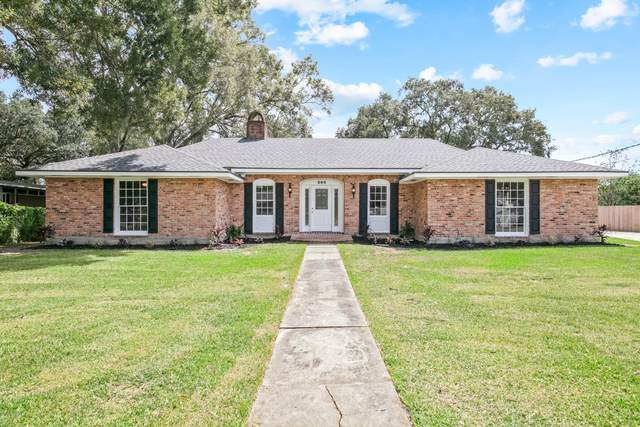 303 W 14th Street, Crowley, LA 70526 (MLS #20008553) :: Keaty Real Estate