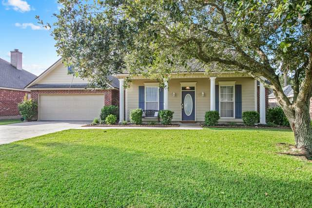 413 Crest Circle, Youngsville, LA 70592 (MLS #20008621) :: Keaty Real Estate