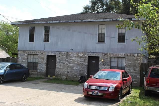 216 Al Pearson Drive, Lafayette, LA 70508 (MLS #20008640) :: Keaty Real Estate