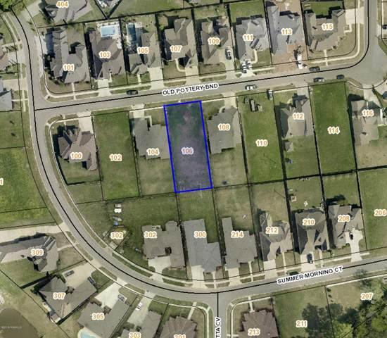 106 Old Pottery Bend, Lafayette, LA 70508 (MLS #20008677) :: Keaty Real Estate