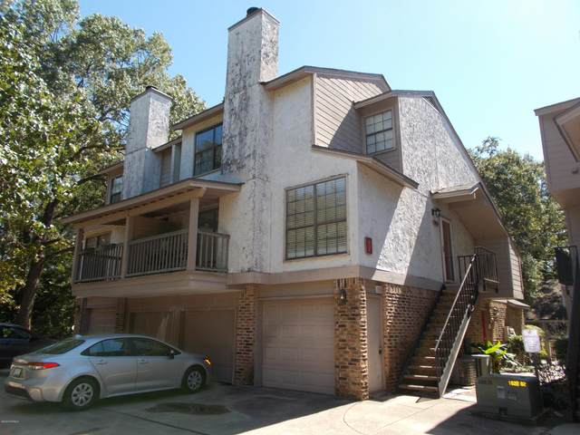 1400 E Bayou Parkway 3D, Lafayette, LA 70508 (MLS #20008739) :: Keaty Real Estate