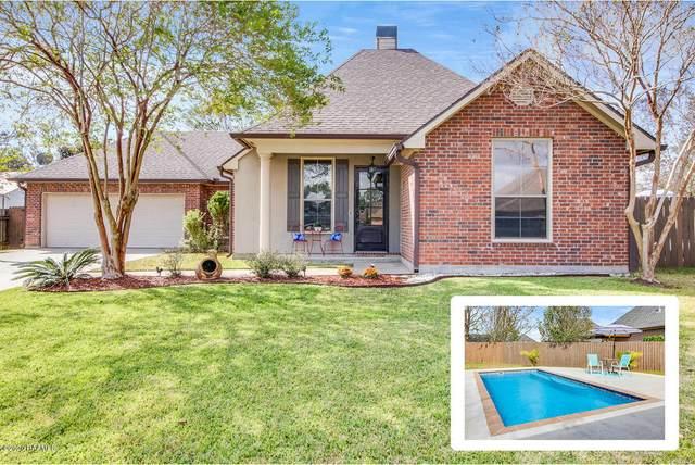 412 Beacon Drive, Youngsville, LA 70592 (MLS #20008862) :: Keaty Real Estate