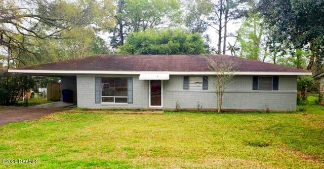 1135 W 14th Street, Crowley, LA 70526 (MLS #20008885) :: Keaty Real Estate