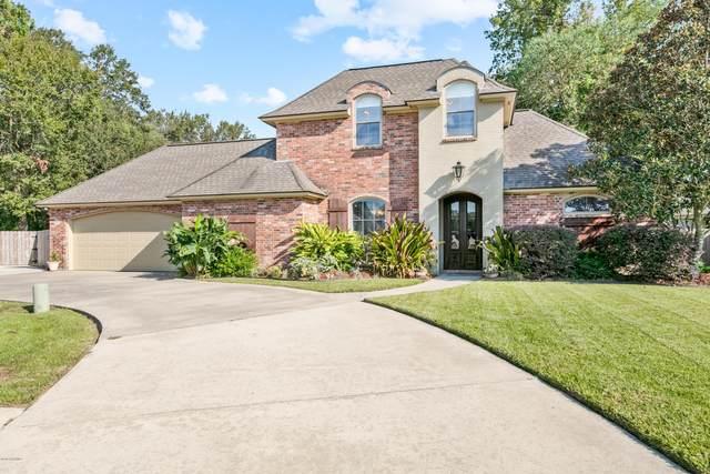 107 Wedge Drive, Broussard, LA 70518 (MLS #20008911) :: Keaty Real Estate