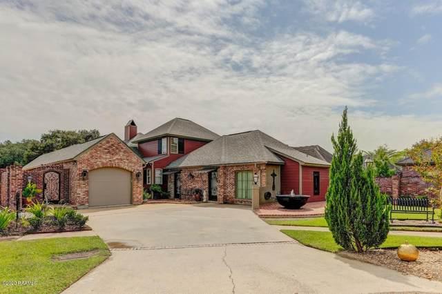 117 Cherbourg Circle, Lafayette, LA 70508 (MLS #20009056) :: Keaty Real Estate