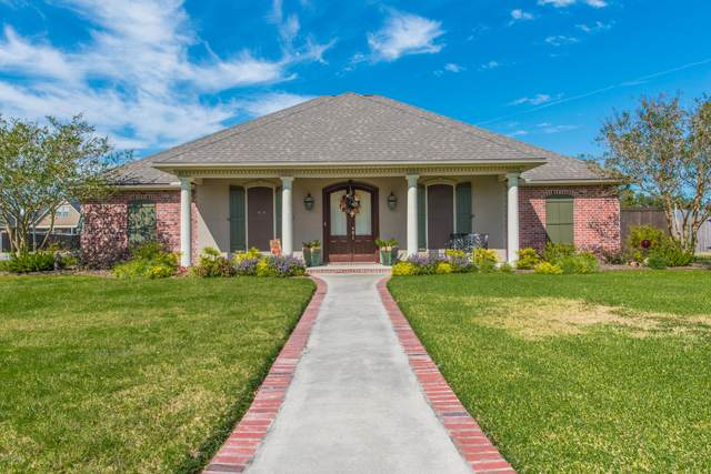 501 Terrell Court, New Iberia, LA 70563 (MLS #20009158) :: Robbie Breaux & Team