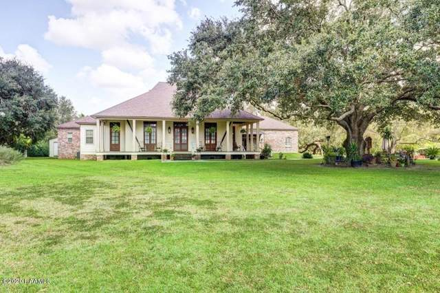 6219 E Old Spanish Trail, Jeanerette, LA 70544 (MLS #20009163) :: Robbie Breaux & Team