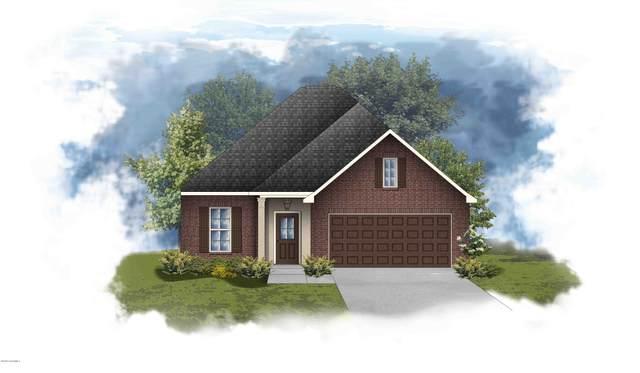 416 Sparrowhawk Street, Broussard, LA 70518 (MLS #20009296) :: Keaty Real Estate