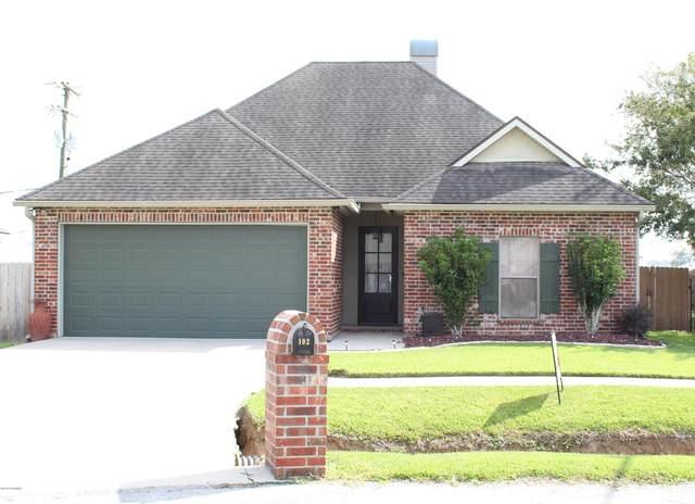 102 Portsmouth Drive, Broussard, LA 70518 (MLS #20009330) :: Keaty Real Estate