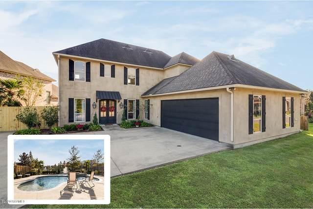 301 La Villa Circle, Youngsville, LA 70592 (MLS #20009458) :: Keaty Real Estate