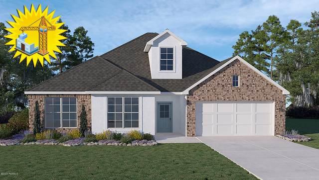 406 Durel Drive, Youngsville, LA 70592 (MLS #20009459) :: Keaty Real Estate