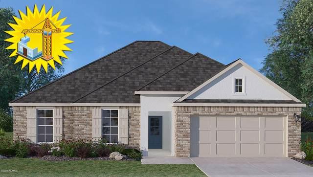 404 Durel Drive, Youngsville, LA 70592 (MLS #20009461) :: Keaty Real Estate