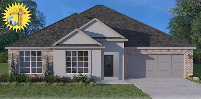 402 Durel Drive, Youngsville, LA 70592 (MLS #20009464) :: Keaty Real Estate